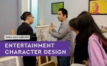 Khóa học miễn phí: Thiết kế nhân vật cho ngành Giải trí