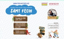 Animation Masterclass: Insight from world-class animator Samy Fecih