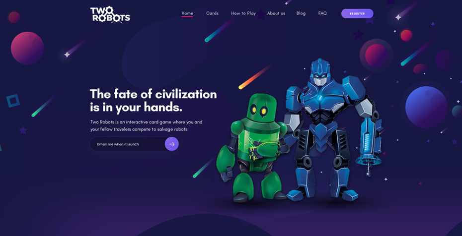 Landing page thiết kế bởi FaTiH™