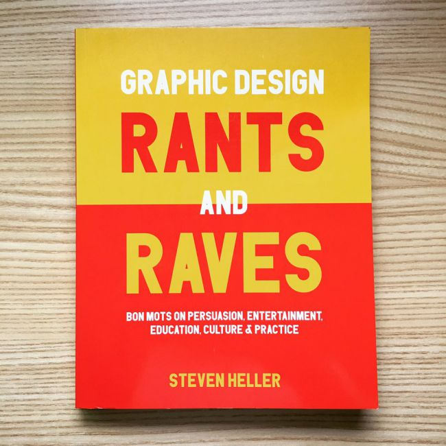 Cái nhìn của tác giả Steven Heller về thiết kế qua góc độ văn hóa và tâm lý.