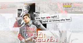 """Sói Nguyễn Tattoo: """"Chất riêng sẽ giúp tác phẩm củ..."""