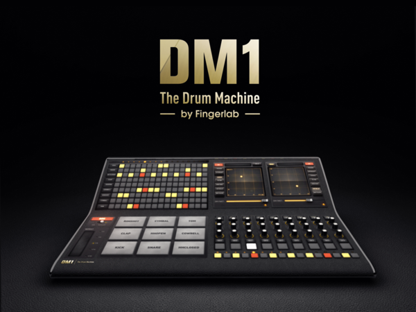 The Drum Machine – DM1