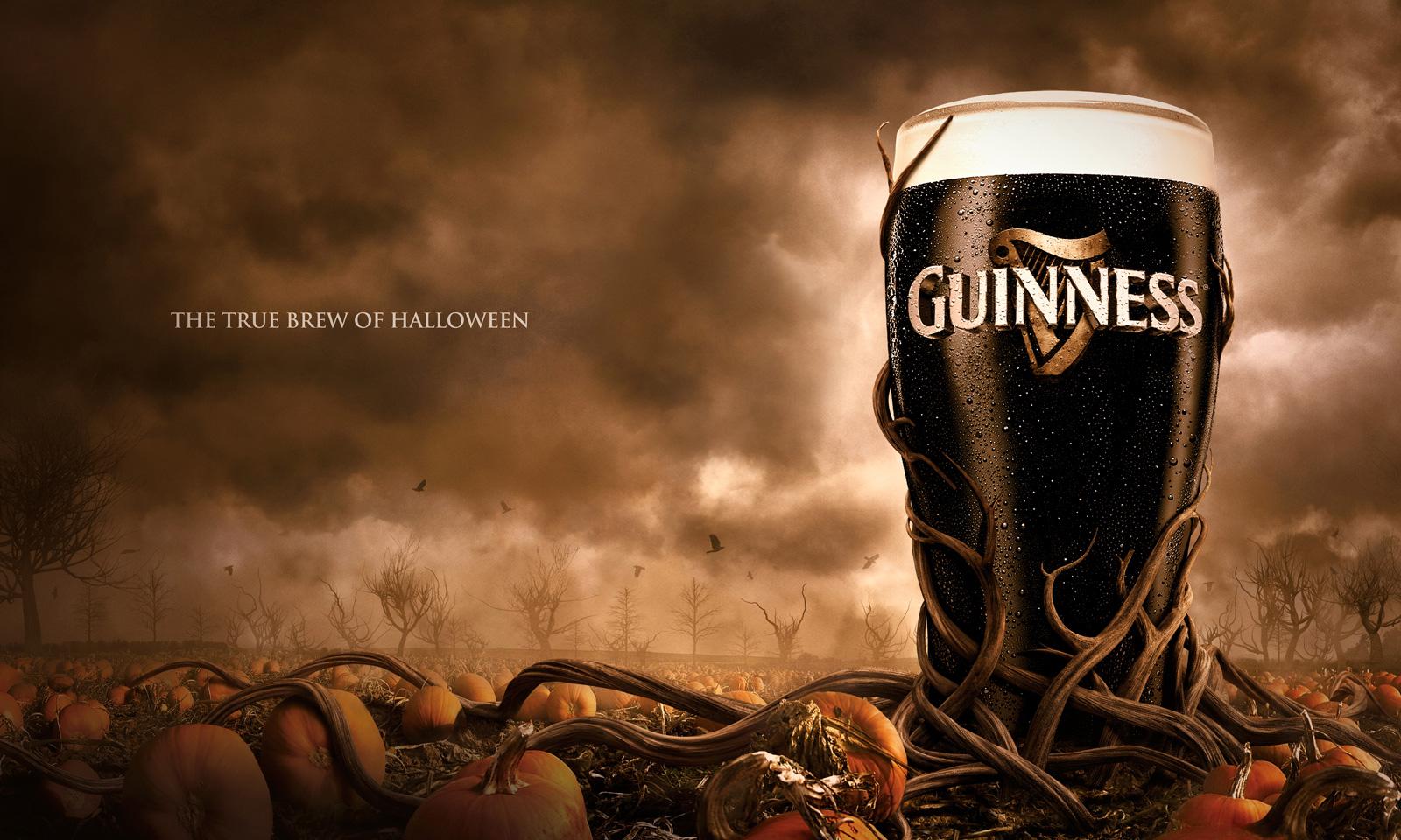 RGB.vn   Những poster quảng cáo phong cách Halloween