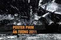 25 Poster phim ấn tượng nhất năm 2011