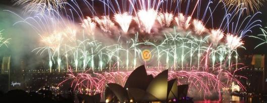 RGB.vn | Ảnh đẹp pháo hoa chào năm mới 2012