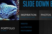 Hướng dẫn tạo menu Slide Down Box với jQuery và CSS3