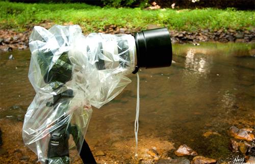 Hướng dẫn chụp ảnh mưa
