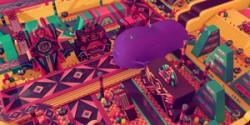Cảm hứng Animation: Psychic Land của 2veinte