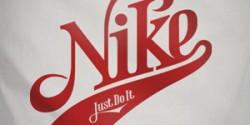 Cảm hứng typography từ thương hiệu Nike