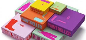 Cảm hứng thiết kế: branding đầy sắc màu