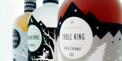 Package Design: 6 mẫu thiết kế label thức uống  lạ mắt