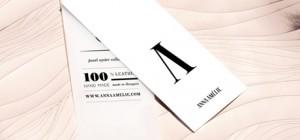 Cảm hứng thiết kế: branding thời trang