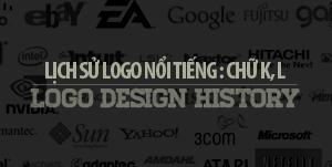 Lịch sử các Logo nổi tiếng: Chữ K, L