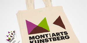 Cảm hứng thiết kế: Bộ nhận diện thương hiệu Mont des Arts