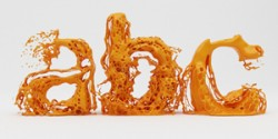 Cảm hứng Typography: Dự án Type Fluid Experiment