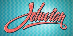 Cảm hứng Typography từ Joluvian