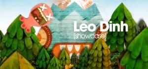 [Showcase] Cảm hứng Motion Graphic từ Leo Dinh