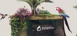 Cảm hứng Quảng cáo cho Website khoa học
