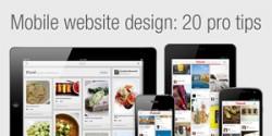 20 tips chuyên nghiệp xây dựng Website di động [Phần 3]