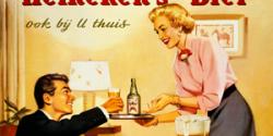 Những poster quảng cáo cổ điển của Heineken qua các năm