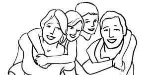 21 kiểu tạo dáng chụp ảnh gia đình, nhóm [Phần cuối]