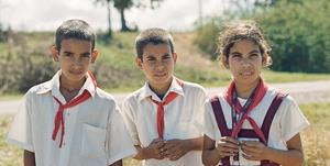 Sắc màu Cuba