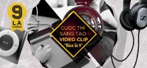 Cuộc thi sáng tạo Video clip Desi9n Contest – Nice là 9