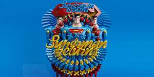 Cảm hứng Typography: 3D Typography từ Dmitry Rockstar
