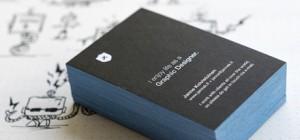 20 mẫu Namecard tối giản đẹp và hiệu quả cao
