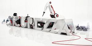 Cảm hứng Typography: 3D Typography
