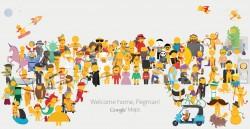 """Google thay đổi diện mạo mới cho """"người dẫn đường"""" Pegman"""