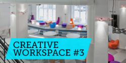 Góc làm việc sáng tạo #3: Cảm hứng ở những công ty nổi tiếng (P.1)