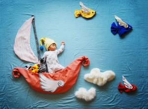 Wengenn in Wonderland: Những cuộc phiêu lưu trong giấc ngủ của con