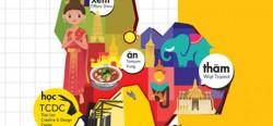 Cơ hội kiến học Thái Lan dành cho người yêu thiết kế