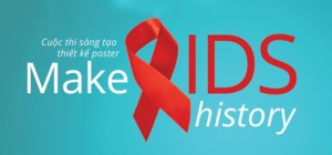 Cuộc thi thiết kế poster Make AIDS History
