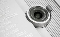 Thiết kế tuyệt đẹp của máy ảnh Leica vỏ dán giấy