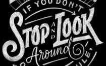 Cảm hứng Typography: Thế giới của chữ