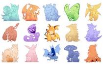 Redesign các nhân vật Pokémon từ Toby Allen