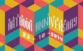 Sự kiện kỷ niệm 1 năm Saigon Artbook