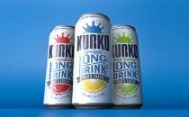 Cảm hứng thiết kế từ bao bì nước giải khát Kurko