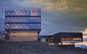 Không gian văn phòng sáng tạo tuyệt vời của Adobe