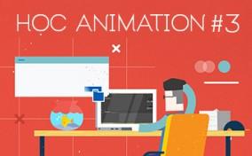 Let's Motion: Học Animation cùng Leo Dinh #3