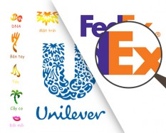 40 thông điệp ẩn sau các logo