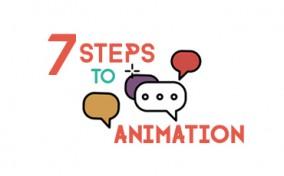 7 bước đơn giản để tạo nên một Animation