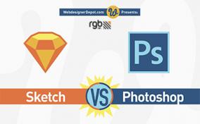 [Infographic] Sketch vs Photoshop: Ai là kẻ thắng cuộc?