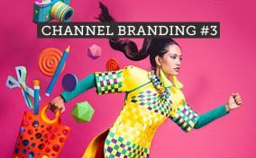Channel Branding #3: Way Channel – Kênh truyền hình đầy màu sắc