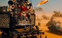 """Hậu trường """"điên rồ"""" của Mad Max – Những pha hành động nghẹt thở"""