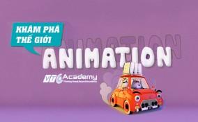 """""""Khám phá thế giới Animation"""" cùng VTC Academy Hà Nội"""