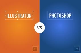 Cuộc chiến giữa Illustrator và Photoshop