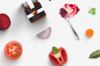Takk Norge – Khi đồ họa kết đôi cùng thực phẩm